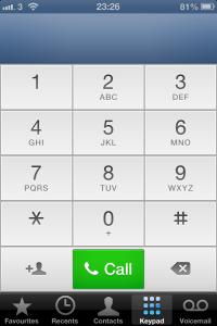 6 phone