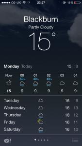 7 weather