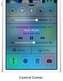 All about Control Center in iOS7