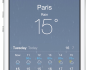 How to work the Weather App iniOS7